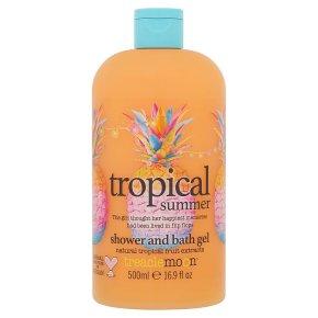 Treaclemoon Peony & Apple Shower Gel