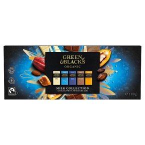 G&Blacks Organic Milk Collection
