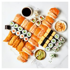 Taiko Sushi Traditional Platter