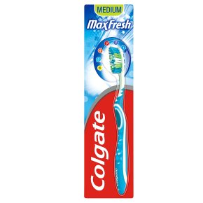 Colgate Max Fresh Toothbrush Medium