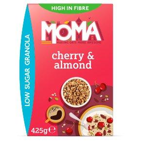 MOMA Low Sugar Granola Cherry & Almond