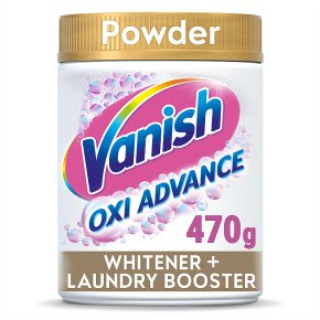 Vanish Gold Oxi Action Powder Whites