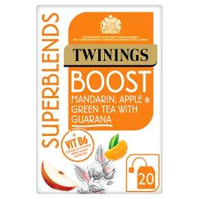 Twinings Superblends Boost 20 Tea Bags