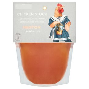 Heston from Waitrose chicken stock
