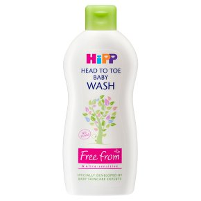 Hipp Head To Toe Baby Wash