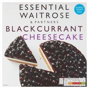 Essential Cheesecake Blackcurrant