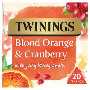 Twinings Blood Orange & Cranberry 20s