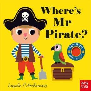 Where's Mr Pirate? Ingela P Arrhenius