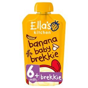 Ella's Kitchen Banana Baby Brekkie