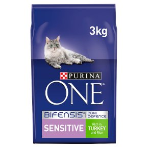 Purina ONE Sensitive Rich in Turkey