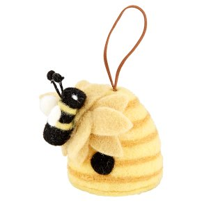 Waitrose Easter Beehive Hanging Decoration