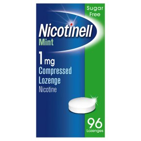 Nicotinell Mint 1mg Lozenge