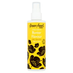 The Groovy Food Co. Butter Flavour Cooking Spray