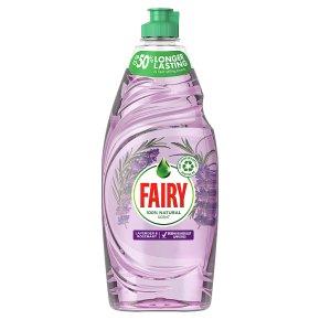 Fairy Naturals Lavender & Rosemary Washing Up Liquid