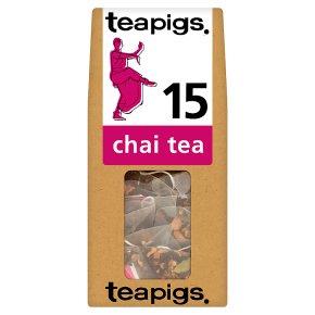 Teapigs Chai Tea 15 Tea Temples