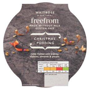 Waitrose Gluten Free Christmas Pudding