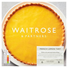 Waitrose French Lemon Tart