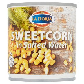 La Doria Sweetcorn in Salted Water