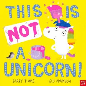 This Is Not A Unicorn Barry Tims