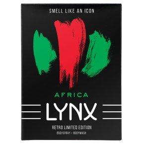 Lynx Africa Retro Duo Gift Set