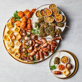74 Piece Party Platter
