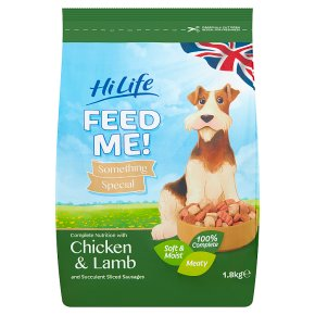 HiLife Feed Me! Chicken & Lamb