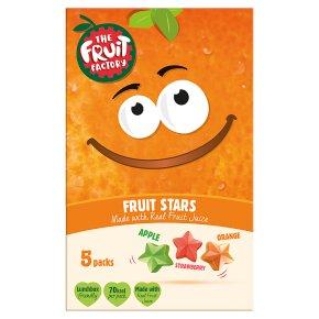 The Fruit Factory Fruit Stars