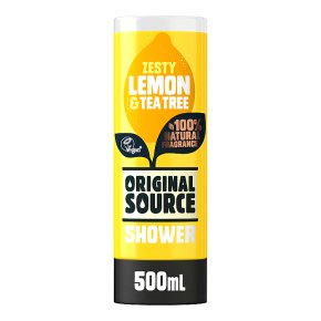 Original Source Lemon Tea Shower Gel
