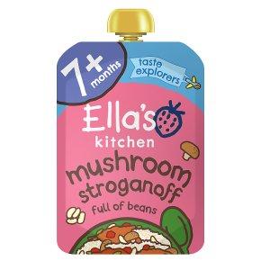 Ella's Kitchen Mushroom Stroganoff