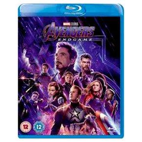Blu Ray Avengers Endgame