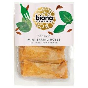 Biona Mini Spring Rolls