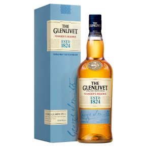 The Glenlivet Founders Reserve Single Malt