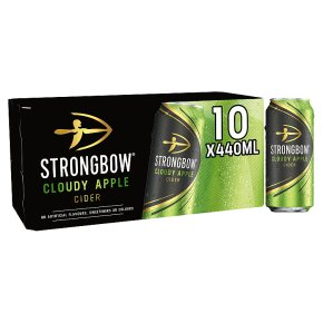 Strongbow Cloudy Apple Cider