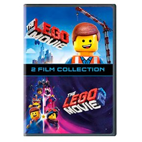 DVD The LEGO Movie 2 Film Collection