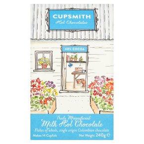 Cupsmith Milk Hot Chocolate