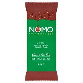 NOMO Free From Hazelnot Choc Bar