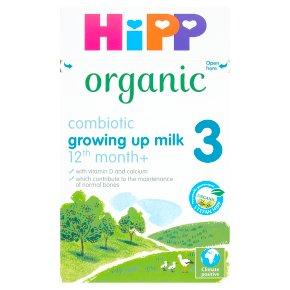 Hipp 3 Growing up Milk
