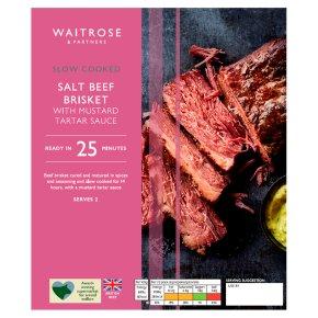 Waitrose Slow Cooked Salt Beef
