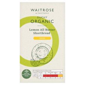 Duchy Organic Lemon Shortbread