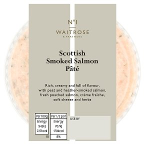 No.1 Scottish Smoked Salmon Paté