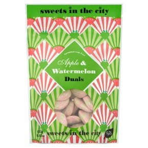 Sweets in the City Apple & Watermelon Duals
