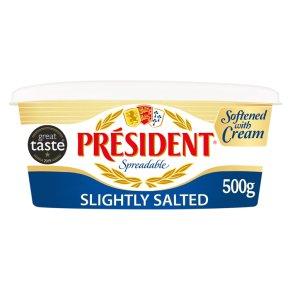 Président Spreadable Slightly Salted