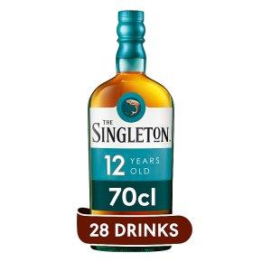 The Singleton 12 years old Lucious Nectar Single Malt Scotch Whisky