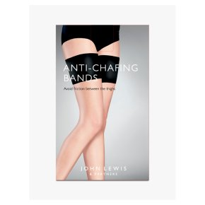 John Lewis Anti-Chafing Bands Nude Small