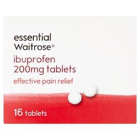 Essential Ibuprofen Tablets