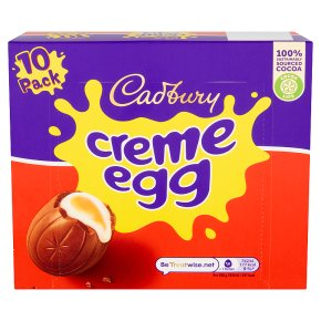 Cadbury Creme Egg 10 Pack