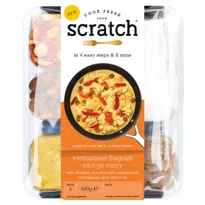 Scratch Meal Kit Vietnamese Curry