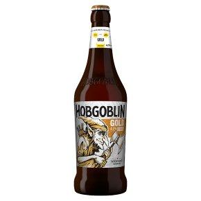 Wychwood Brewery Gold Hobgoblin