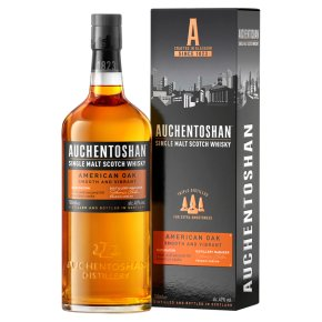 Auchentoshan American Oak Lowland Single Malt Whiksy Glasgow, Scotland