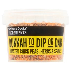Cooks' Ingredients dukkah to dip or dab